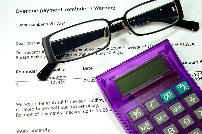 Debt Collection Laws in Bradford West Yorkshire